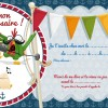 Carte anniversaire moussaillon