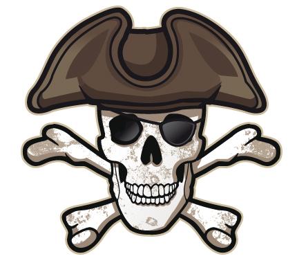 amazing paille tte de mort with dessin de tete de mort - Tte De Mort Pirate