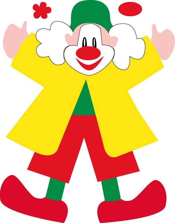 recette g teau d 39 anniversaire le clown le club du king. Black Bedroom Furniture Sets. Home Design Ideas